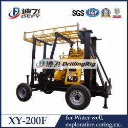 Boorgaten boormachine voor waterput en diamantcoring