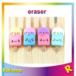 TPR материала Popsicle Мороженое Eraser студент канцелярских принадлежностей
