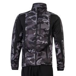 Quebra-vento homens Softshell Piscina Andar Jacket impermeável