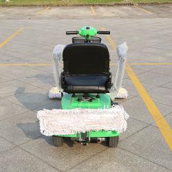 Einfaches Rad-elektrische Staub-Kehrmaschine des Geschäfts-drei mit Sitz (DQT90)