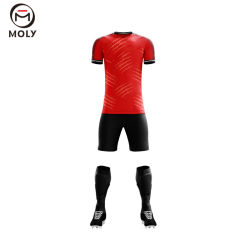 Calcio Jersey della casa dell'uomo di sublimazione di alta qualità 2020