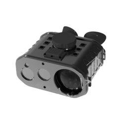 非冷却赤外線サーマルイメージャレーザーロングレンジファインダー両眼、 GPS 付き