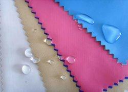 입히는 Withwater는 인쇄된 직물 증거 우산, 천막에 의하여 만들 수 있다