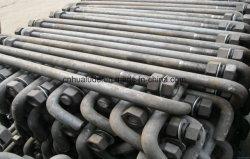 Galvanisiertes Stahll Schraube, Hakenschraube, Basis-Schrauben-Ankerbolzen