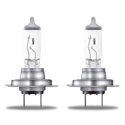 H7 12V 55W PX26D auto des feux de brouillard Premium super brillant lampes projecteur ampoules halogènes de clignotants pour voitures de bus et camions