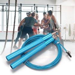 OEM Anti-Slip 무거운 운동 줄넘기 적당 훈련 건너뛰는 밧줄