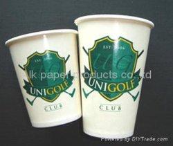 Boisson froide tasse tasse de boisson à emporter pour boire du lait de boissons de jus d'eau froide