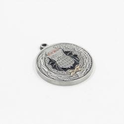 SGS ISO9001 디즈니 저가 공장 가격 실버 골든 스타일리쉬한 아이콘 지구모양 화이트 다이 주조 라펠 핀