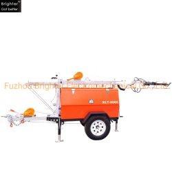 Bewegliches bewegliches Aufsatz-Licht mit Kubota Energie