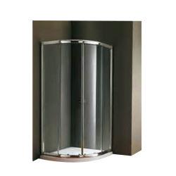 باب حمام ألومنيوم مع حجرة دش ذات أنماط لطيفة