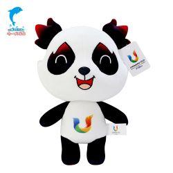 Peluche personalizado panda de peluche mascota juguetes para niños y los niños