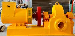 De hydro-elektrische Impuls van de Turbine Pelton Lage T/min