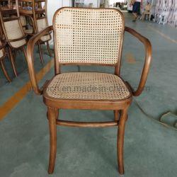 Vintage Restaurant Café de style antique de meubles en bois chaise en bois (SP-EC156)