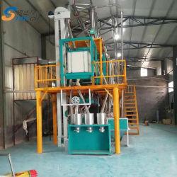 40-50t آلة الطحن الذرة الصناعية مصنع معالجة سعر