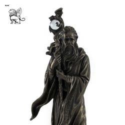 Scultura Bronze occidentale antica a grandezza naturale Bsg-102 di Mage