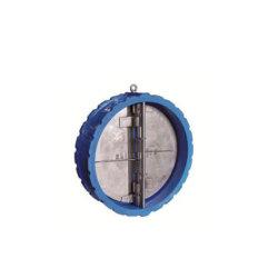 Densen de acero de aleación de hierro de fundición personalizados la placa de válvula