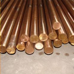 Barre en laiton ASTM Extrusion H59, H62, H70, H65, H80, H90