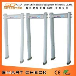 Тип литника для всего тела или дверной рамы сканера металлоискателя