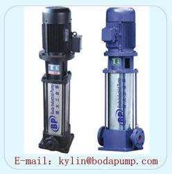 GDL형 수직 다단계 파이프 원심 펌프