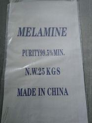 Покрытие / пластик / фанера порошок 99,8%: CAS 108-78-1 Tripolycyanamide меламина