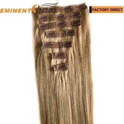 Presilhas de cabelo Europeu entrega instantânea da extensão de cabelo