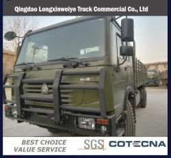 الصين [شكمن] شاحنة [4إكس4] كلّ عجلة إدارة وحدة دفع شحن شاحنة عسكريّة لأنّ عمليّة بيع