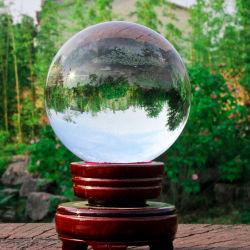カスタム小さい透過ガラスクリスタル・ボール