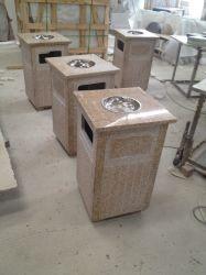 De Kolommen van het graniet, Geel Graniet, Roestig Geel Graniet
