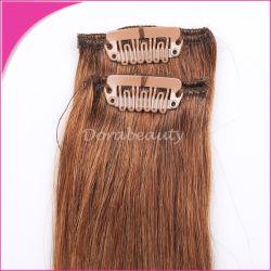 Haut de la qualité Remy clip dans l'extension de cheveux
