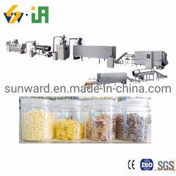 Céréales pour petit déjeuner élargi des flocons de maïs Machines de fabrication