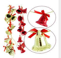 Natal coloridas OEM Jingle Bell para decoração de Desligar