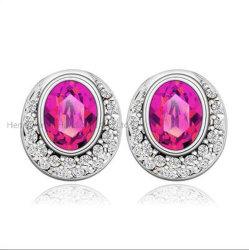 Nirwana - elegante Kristallohrring-Form-Ohrring-Großhandelsschmucksachen
