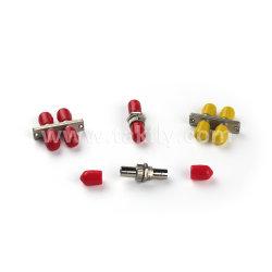 St Adaptador do cabo do conector de fibra óptica