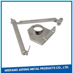 ピクルスにするブランクにすることのモーター部品を押すカスタマイズされたステンレス鋼または鋼板の金属