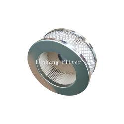 Fibra de poliéster de turbina a gás HUAHANG o cilindro do filtro do pó