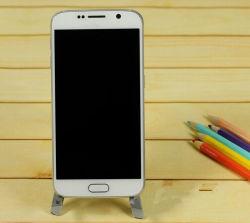 Telefoni mobili utilizzati Smartphone di carico senza fili S6 del cellulare all'ingrosso del Android 4G