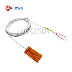 PT100 2cu 3cu de borracha de silicone /cabo com isolamento de PVC