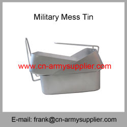 Tin-Canteen Tableware-Cutlery-Mess-Mess