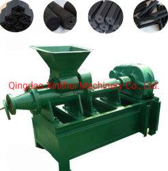 Professional rafles de maïs des tiges de machine à briquettes de charbon Charbon Charbon de bois Briquette Making Machine / Charbon Charbon de bois de la poudre de charbon de bois de l'extrudeuse de bâtonnets de machine de moulage