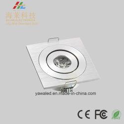 Hl-2021 1W/Mini Downlight LED 3 W