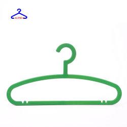 Multifunctionele Uiterst dunne Kledingstuk/Kleding/Doek/Kleren/de Plastic Hangers van het Kostuum/van het Overhemd pp met AntislipTand