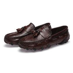 도매 고품질 Lok Fu Shoes 캐주얼 ShoesDriving Shoes Size is Complete 구매 환영