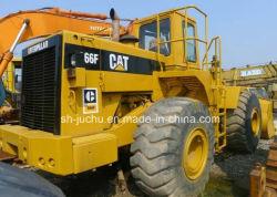 사용된 본래 일본 고양이 966f 바퀴 로더 (모충 966F-2 로더)