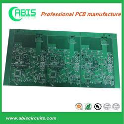 L'encre verte multicouche V-cut PCB rigide électronique