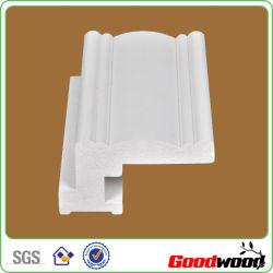 3.0 дюйма в ширину полимерная/PVC/виниловых короны кадры затвора
