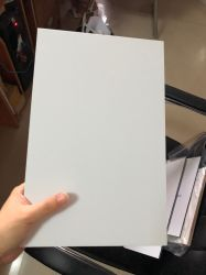 Digitale-Stampa per il tabellone per le affissioni di Sinage che fa pubblicità a Matrerial composito di alluminio