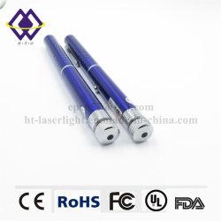 工場価格5MW強力な普及した青いすみれ色の最もよいレーザーのポインター