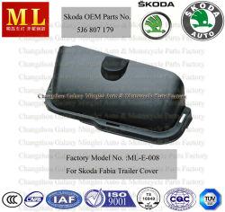 Bouclier de la remorque avant Couvercle pour Skoda Fabia à partir de 2007 (5J6807179)