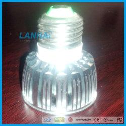 Алюминиевые початков PAR20 лампы наружного кольца подшипника 5 Вт E14/E27/GU10/цоколь GU5.3/РУКОВОДСТВО ПО РЕМОНТУ16 Светодиодный прожектор