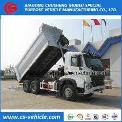 Sinotruk HOWO 371HP 30tonne Dumper chariot utilisé les camions à benne tracteur benne basculante